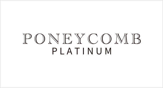 PONEYCOMB PLATINUM パニカム プラチナム