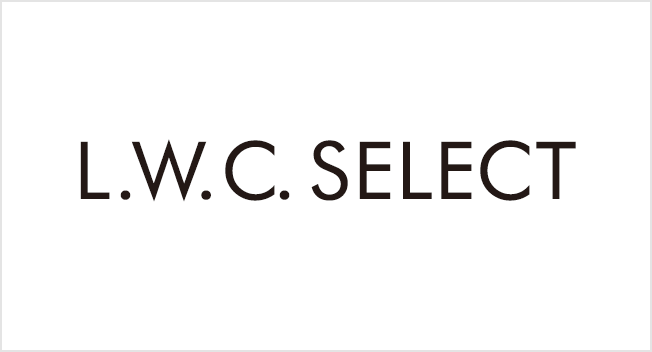 L.W.C. SELECT(エルダブルシー セレクト)